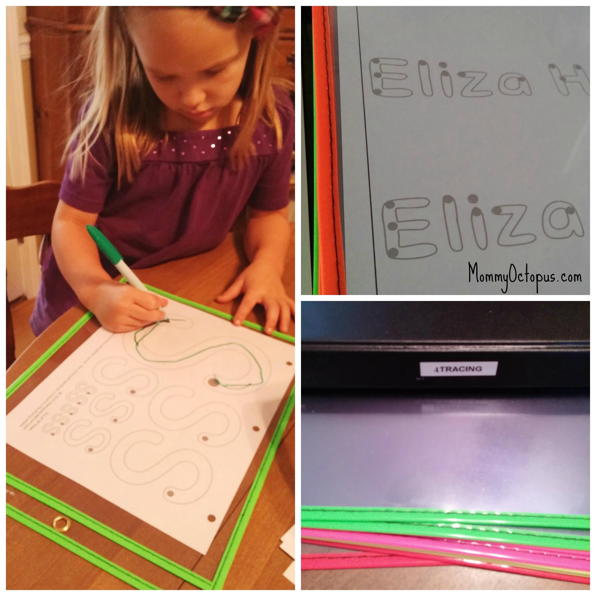 Tracing Practice For Preschool And Kindergarten Students