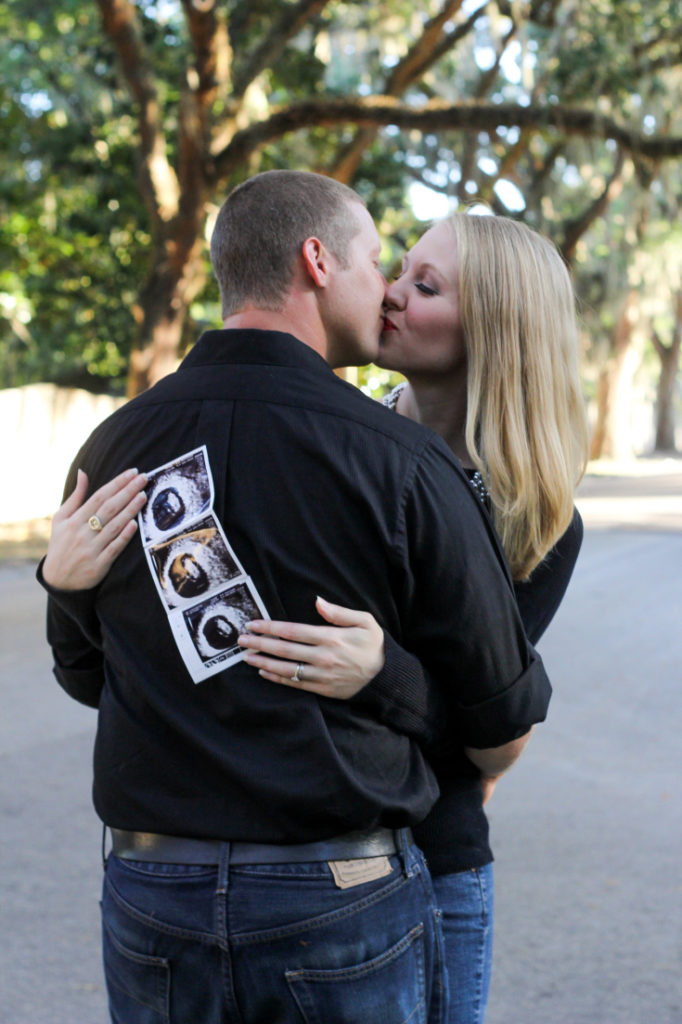 Pregnancy Announcement Photos Ideas St Augustine