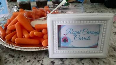 Cinderella Birthday Food Ideas