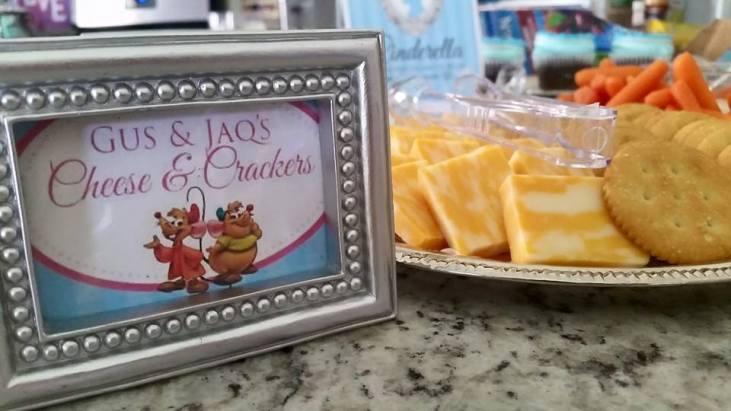 Cinderella Food Ideas