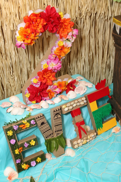 Moana Birthday Party Ideas With Free Printable Download