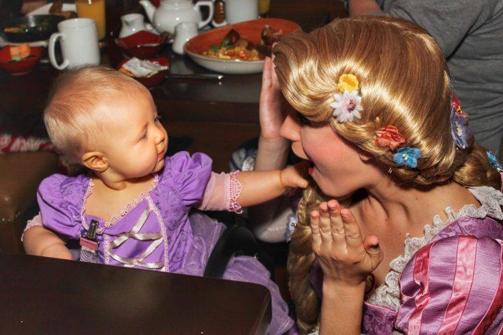 Disney World Princess Breakfast
