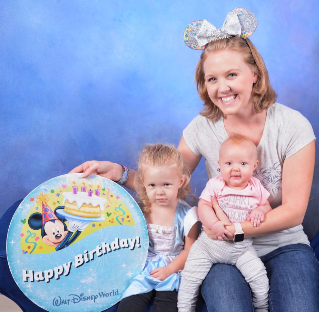 PhotoPass Photo Birthday at Disney