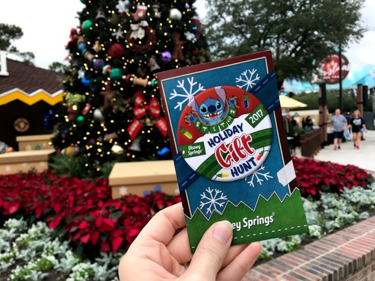 Free Activities for Christmas at Disney Springs