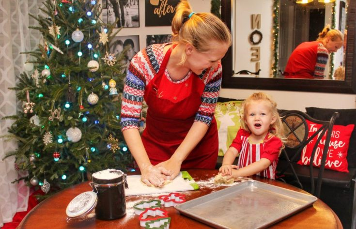 Home for the Holidays: Sugar Cookie Recipe