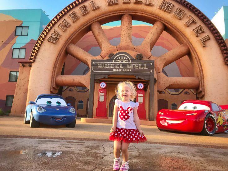 Disney World with preschoolers