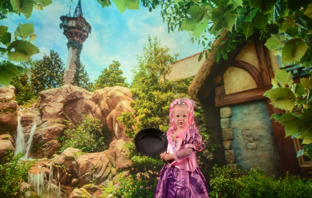 Bibbidi Bobbidi Boutique Review for Preschoolers at Disney