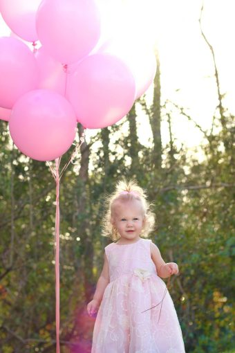 Gender Reveal Photo Ideas with Toddler