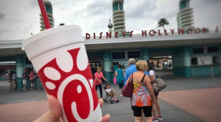 Chick-fil-A at Disney World