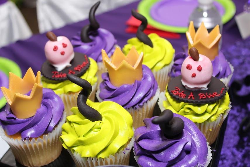Descendants Cupcakes & Food Ideas