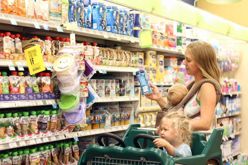 First Foods for Baby's Healthy Brain Development
