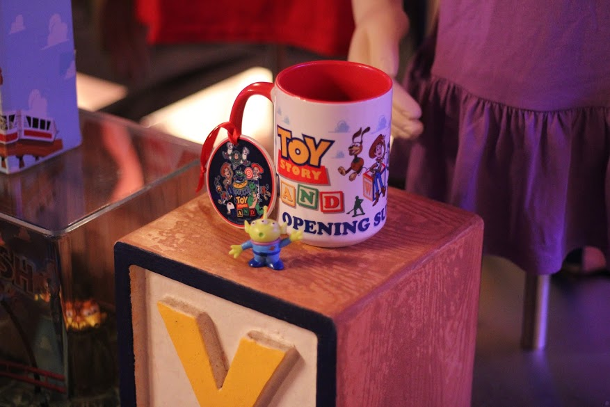 Toy Story Souvenirs from Disney World