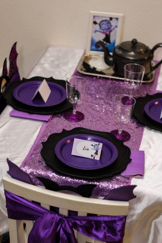 Vampirina party ideas and free printables