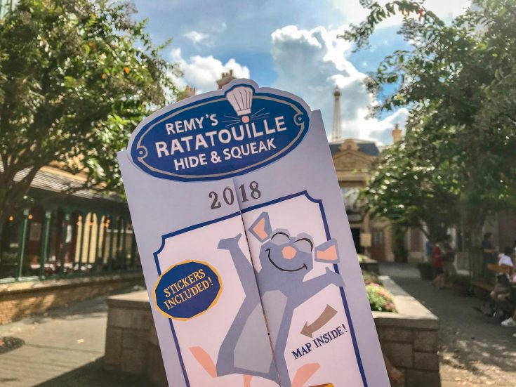 2018 Epcot Food and Wine Festival with kids