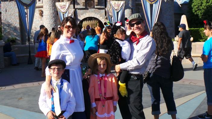Mary Poppins Disney Halloween Costume Ideas