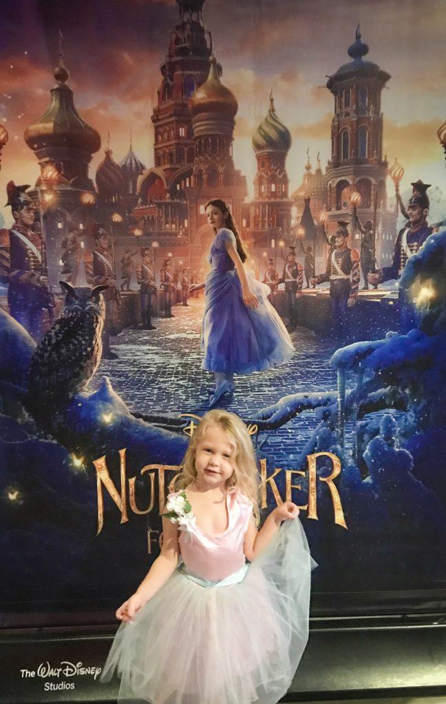 IsThe Nutcracker and the Four Realms OK for kids?