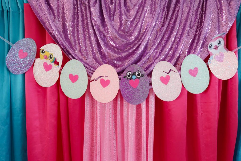 Hatchimals Party Ideas