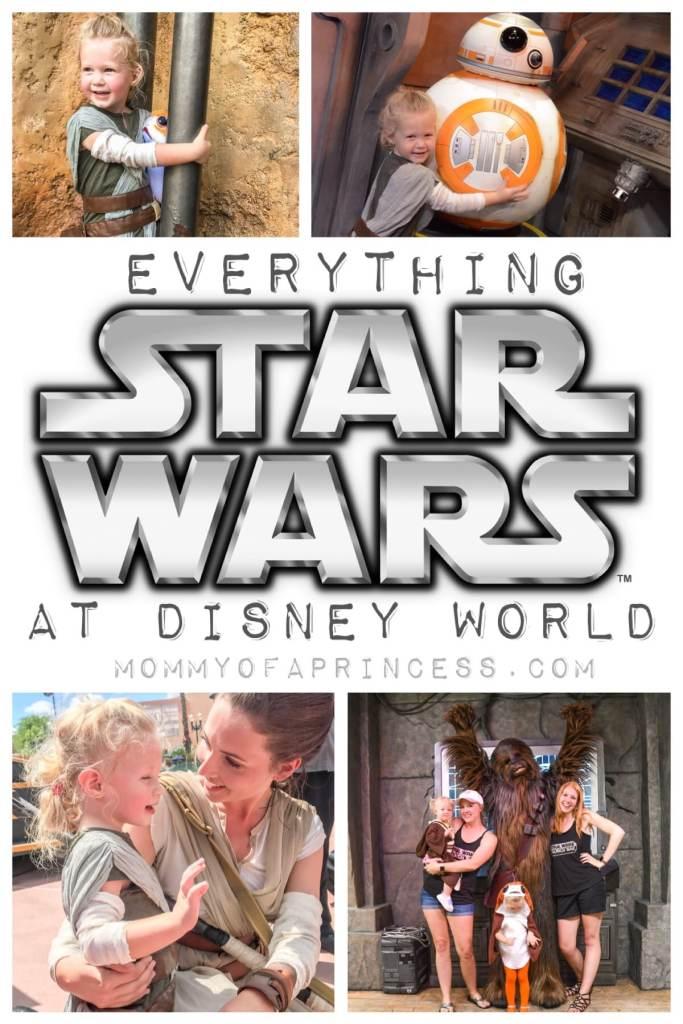 All Things Star Wars at Disney World