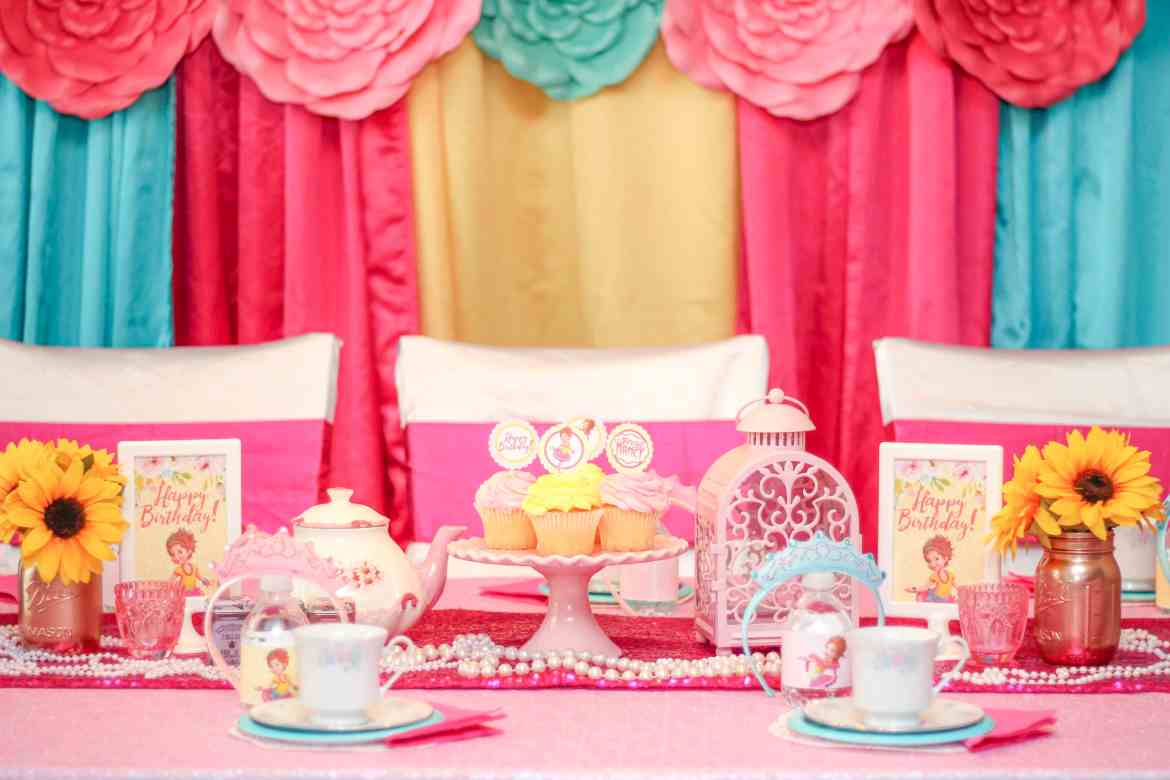 Fancy Nancy Birthday Party Ideas