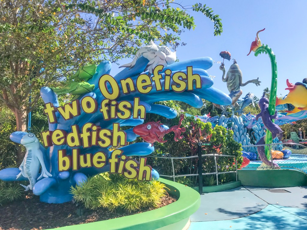 Universal Orlando Rides for Toddlers