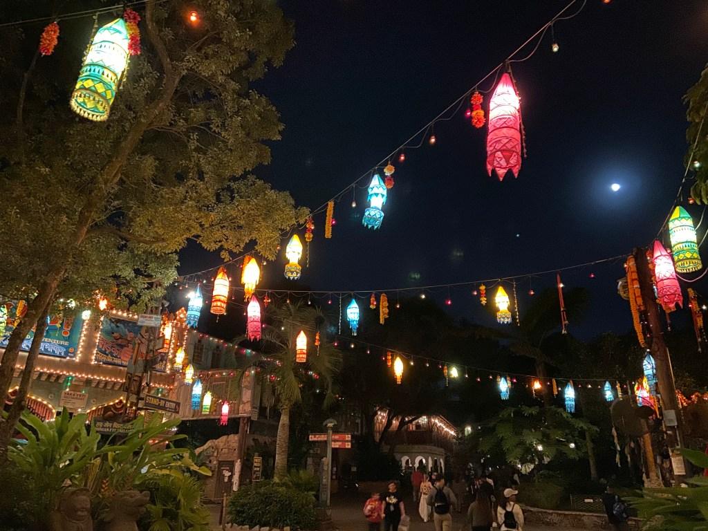 Asia Holiday Fun at Animal Kingdom
