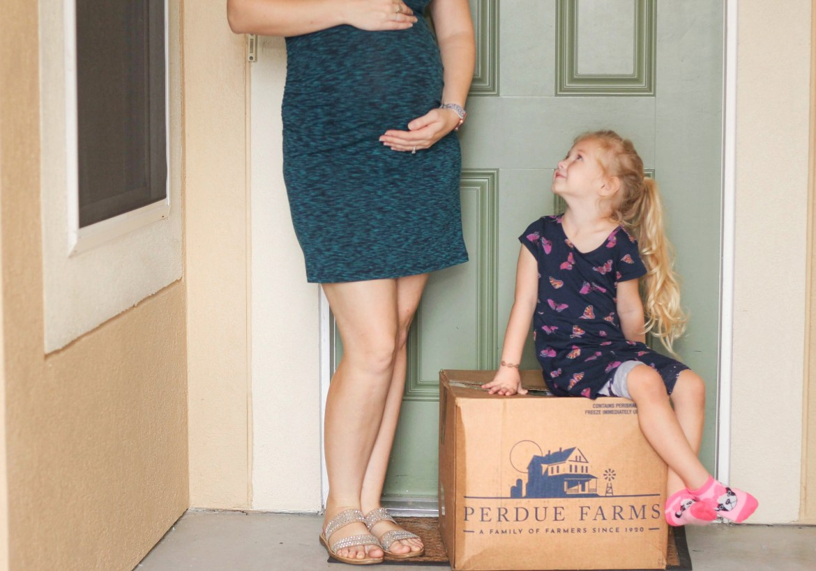 Easy Meal Planning for Families with New Baby on the Way
