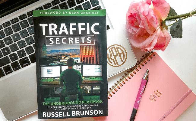 7 Takeaways from Traffic Secrets by Russell Brunson