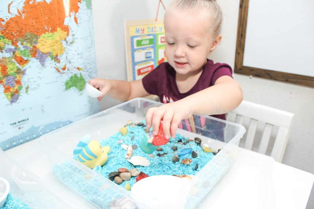 Mermaid Activities for Preschoolers