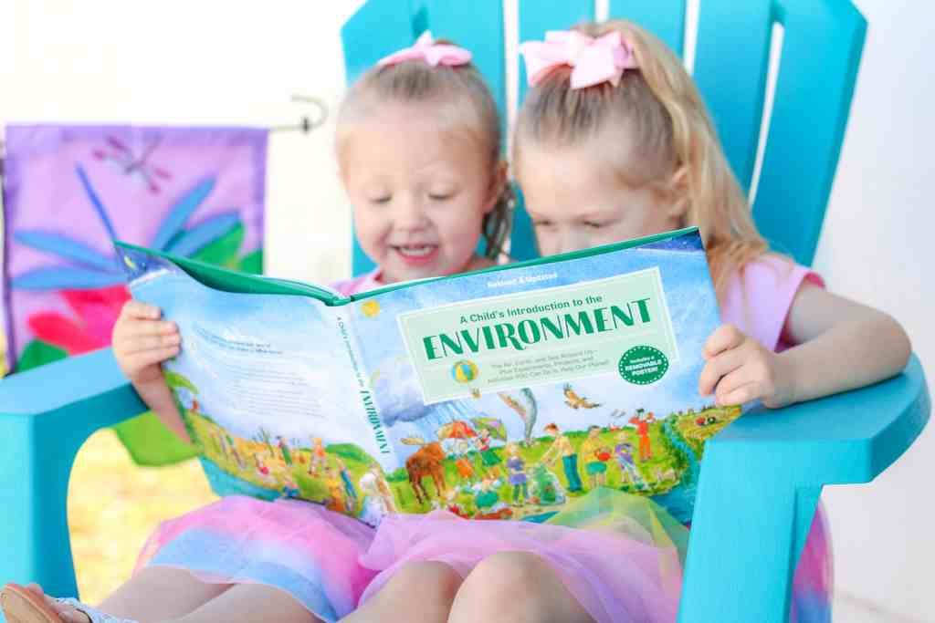 Connect with Nature with A Child's Introduction to the Environment from Black Dog & Leventhal
