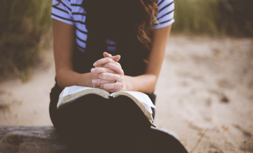 pray the scriptures for your child