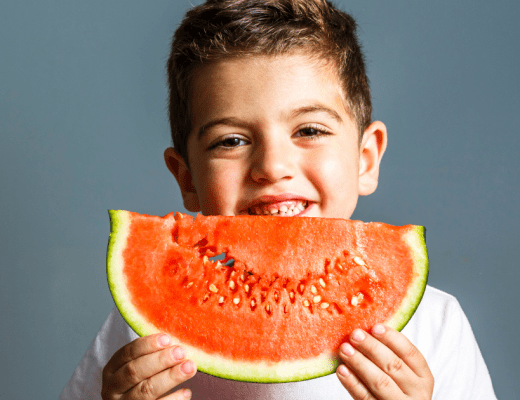 keeping kids healthy during holidays