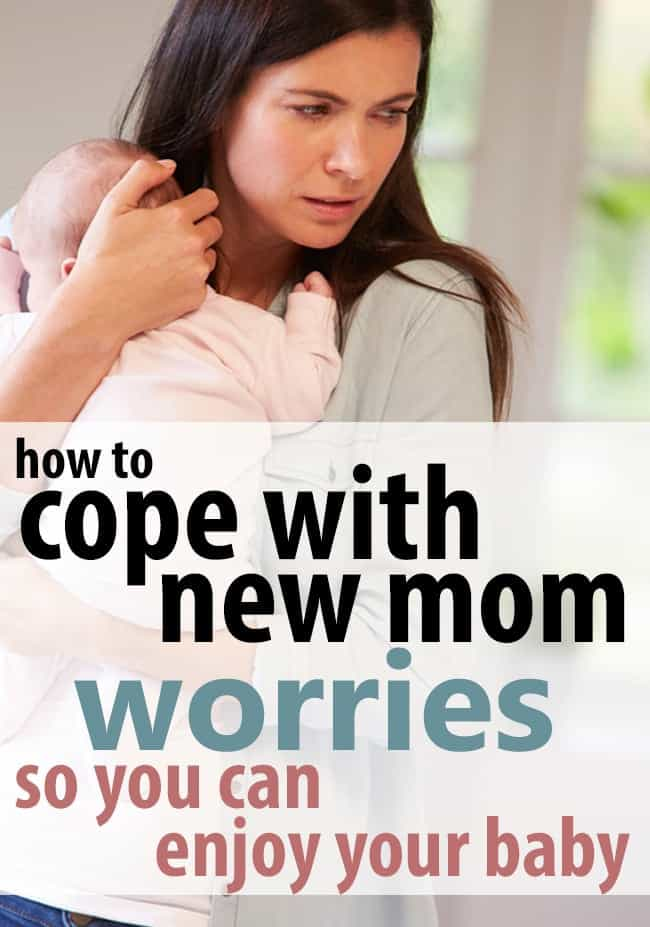 new mom worries and postpartum anxiety treatments
