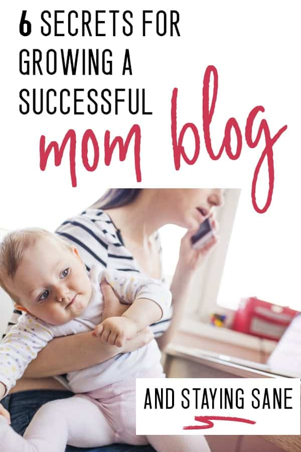 stay at home mom blogs