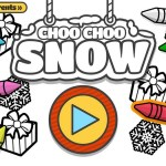 Choo Choo Snow App for Kids Review and Giveaway!