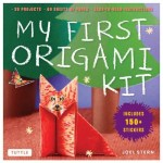 Book Review: My First Origami Kit by Joel Stern