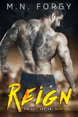 Reign by M.N. Forgy