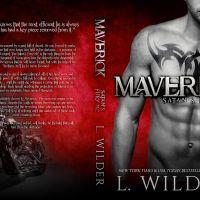Maverick Cover Reveal