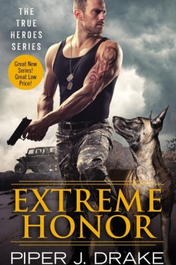 Sneak Peek at Extreme Honor by Piper J. Drake