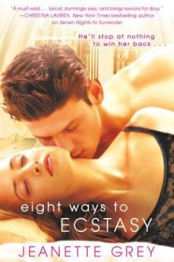 Eight Ways to Surrender by Jeanette Grey