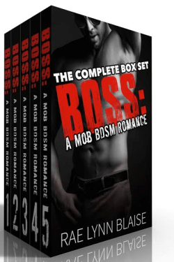 Boss Box Set by Rae Lynn Blaise