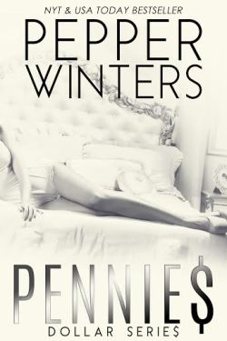 Pennies by Pepper Winters + 99 cent sale