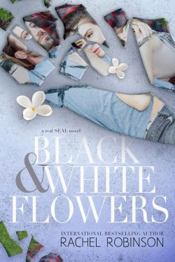 New Release by Rachel Robinson with Black & White Flowers