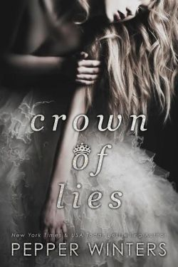 Crown of Lies by Pepper Winters ~ Book Review
