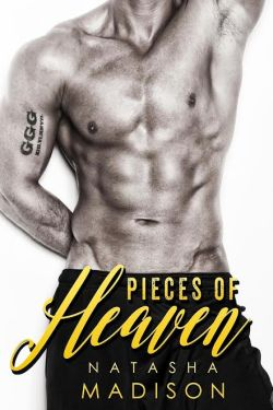 Cover Reveal – Pieces Of Heaven (Heaven & Hell #2) by Natasha Madison