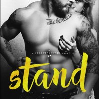 Stand Cover Reveal by A.L. Jackson