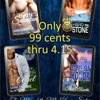 Series sale! By Sarah O'Rourke