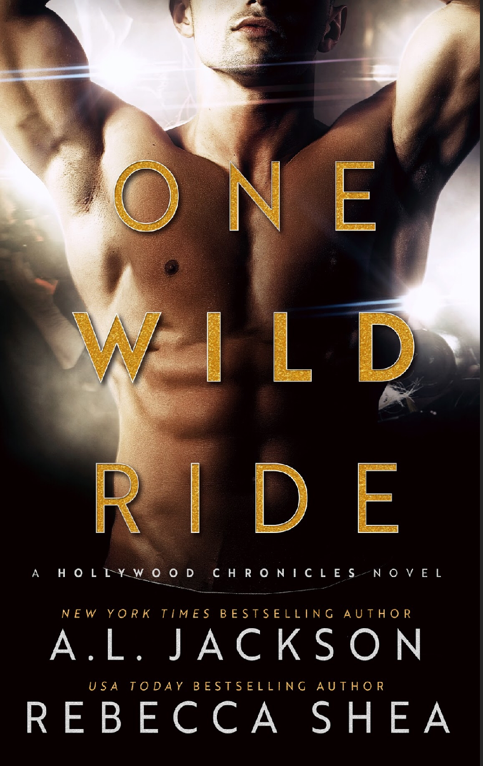 One Wild Ride Cover Reveal!