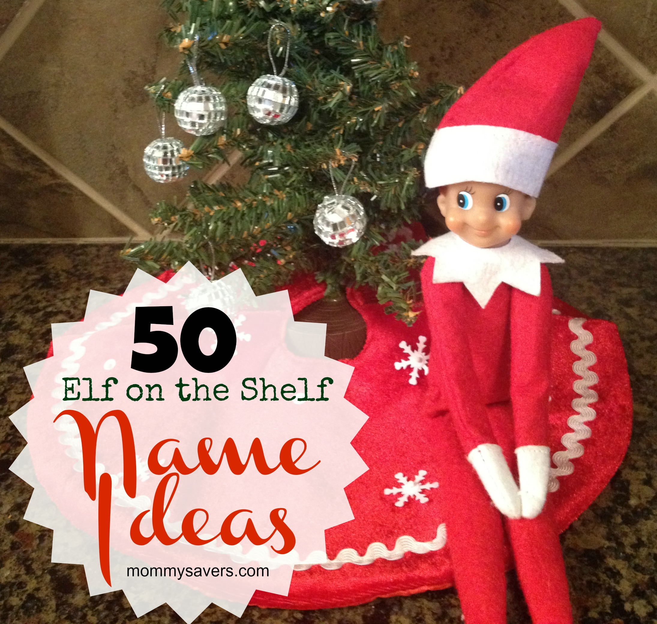 Elf On The Shelf Names 50 Ideas For Boys And Girls