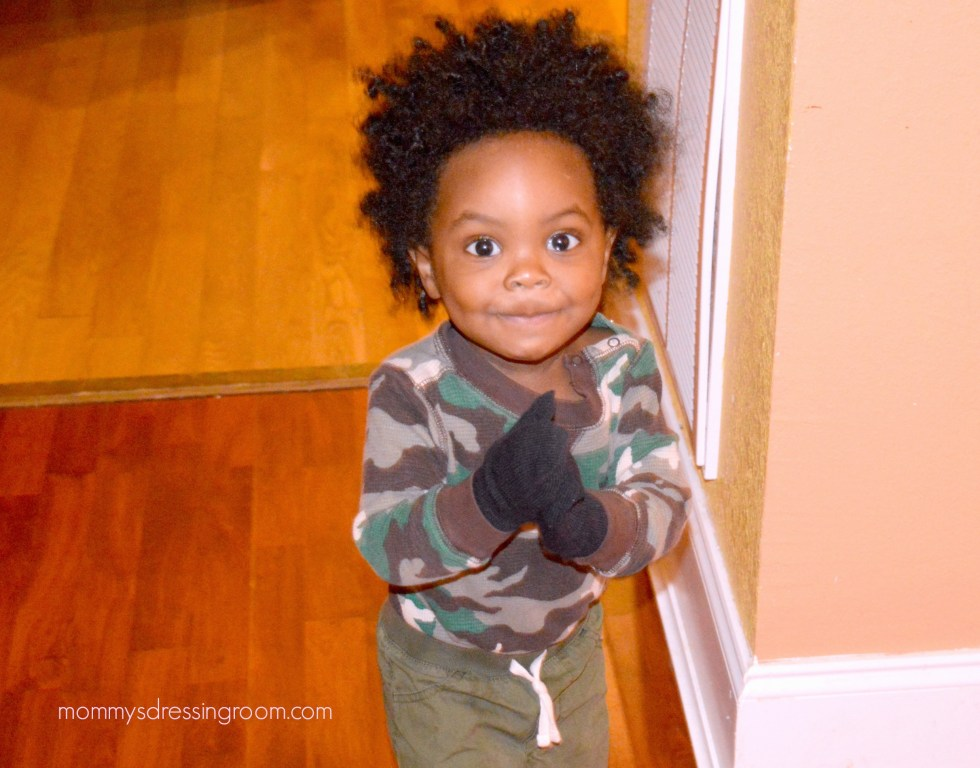 babies with natural hair
