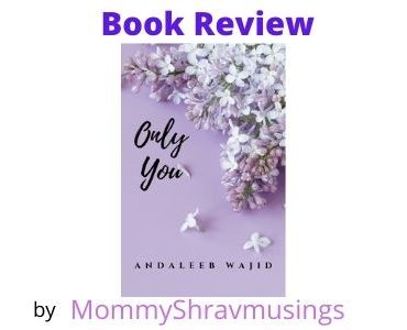 Book Review of Only You by Andaleeb Wajid